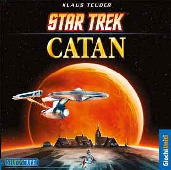 I COLONI DI CATAN - STAR TREK