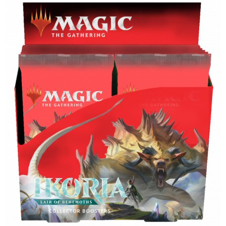 IKORIA LAIR OF BEHEMOTHS - COLLECTOR BOOSTER DISPLAY (12 PZ) - INGLESE