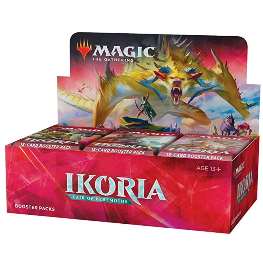 IKORIA - BOX 36 BUSTE INGLESE