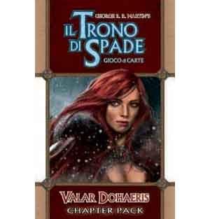 IL TRONO DI SPADE LCG - VALAR DOHAERIS