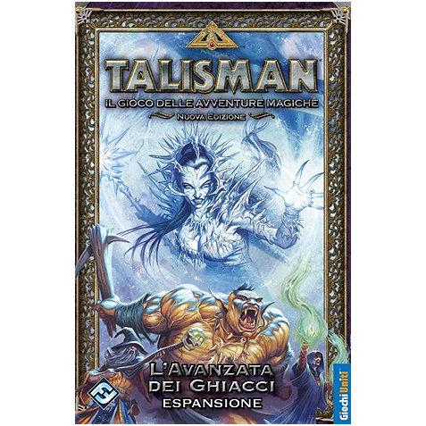 Talisman l 39 avanzata dei ghiacchi - Talisman gioco da tavolo ...