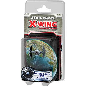 STAR WARS: X-WING - TIE DELL'INQUISITORE
