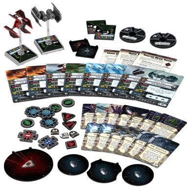 STAR WARS: X-WING - VETERANI IMPERIALI