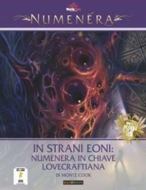 NUMENERA - GLIMMER 3: IN STRANI EONI