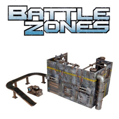 BATTLEZONES - INDUSTRIAL DISTRICT