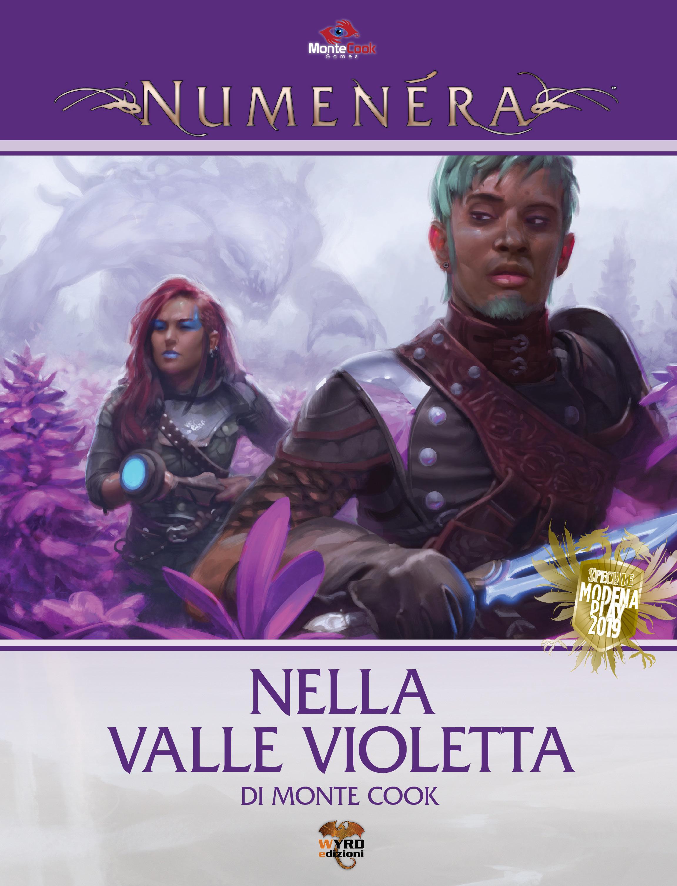 THE STRANGE - GLIMMER 14: NELLA VALLE VIOLETTA