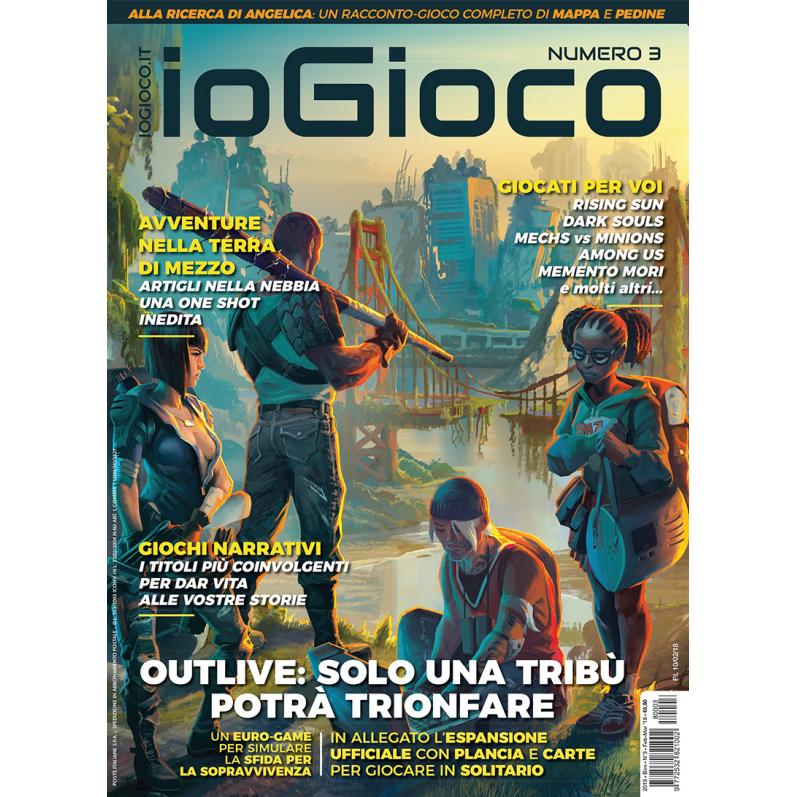 RIVISTA - IO GIOCO - NUMERO 3