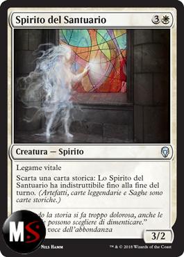 SPIRITO DEL SANTUARIO
