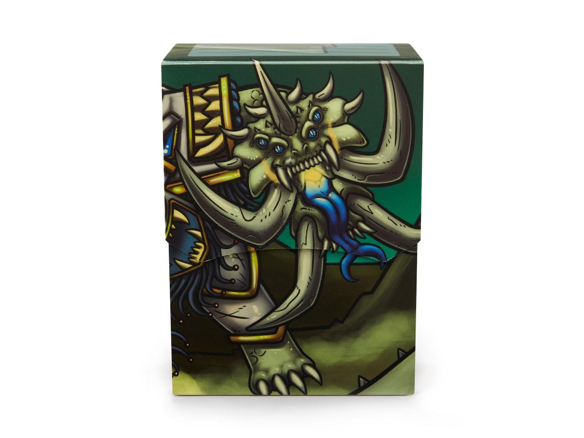 DRAGON SHIELD DECK SHELL - PORTA MAZZO - OPYLAE