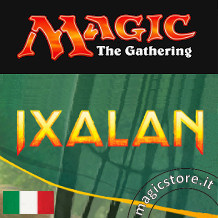 IXALAN - 3 BOX (MEZZA CASSA) ITALIANO