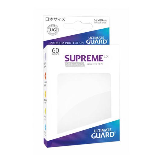 UGD SUPREME UX SLEEVES JAPANESE SIZE - WHITE 60