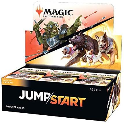 M21 JUMPSTART - BOX 24 BUSTE - INGLESE