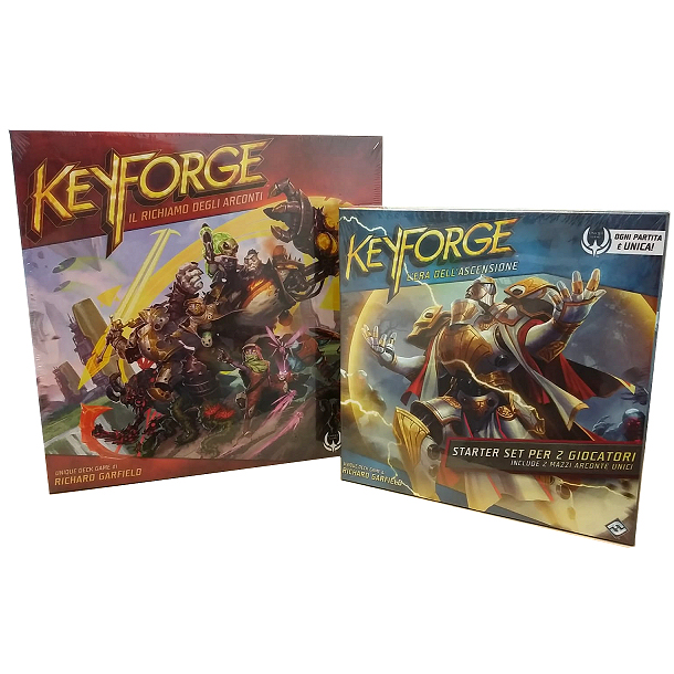 KEYFORGE - STARTER SET - PROMO BUNDLE
