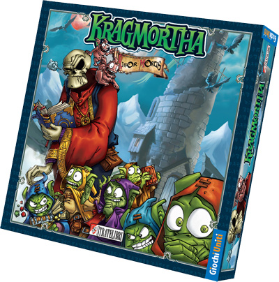 Kragmortha gioco da tavolo - Voodoo gioco da tavolo ...