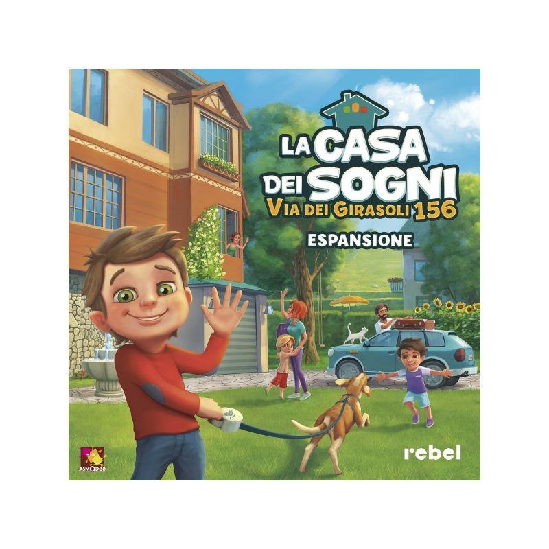 LA CASA DEI SOGNI - VIA DEI GIRASOLI 156