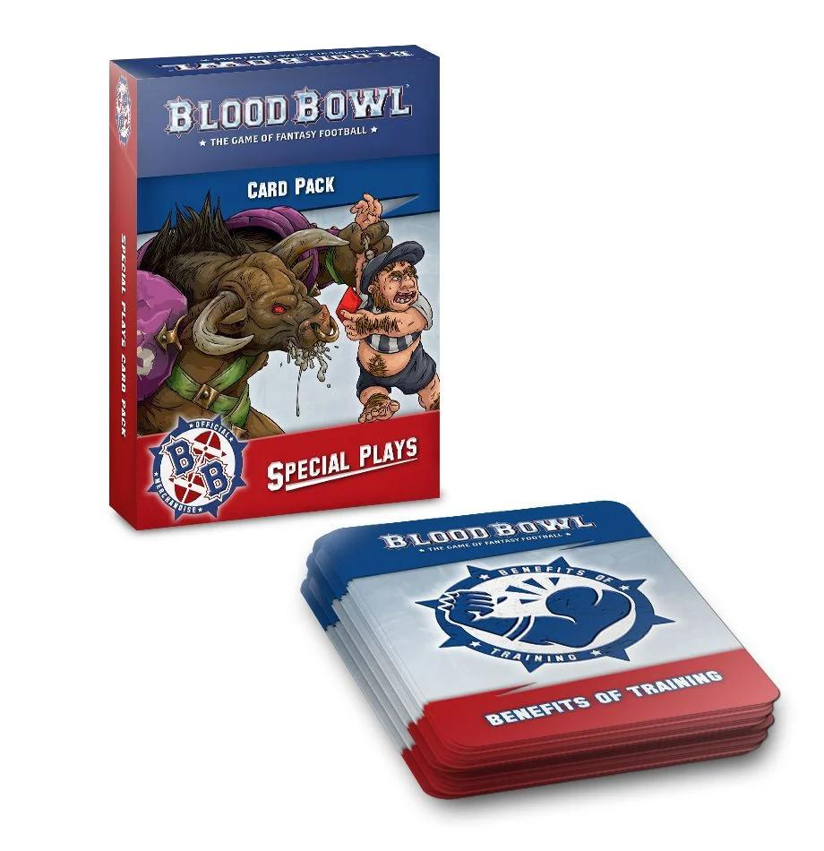BLOOD BOWL CARD PACK SPECIAL PLAYS - SECOND SEASON EDITION 2020