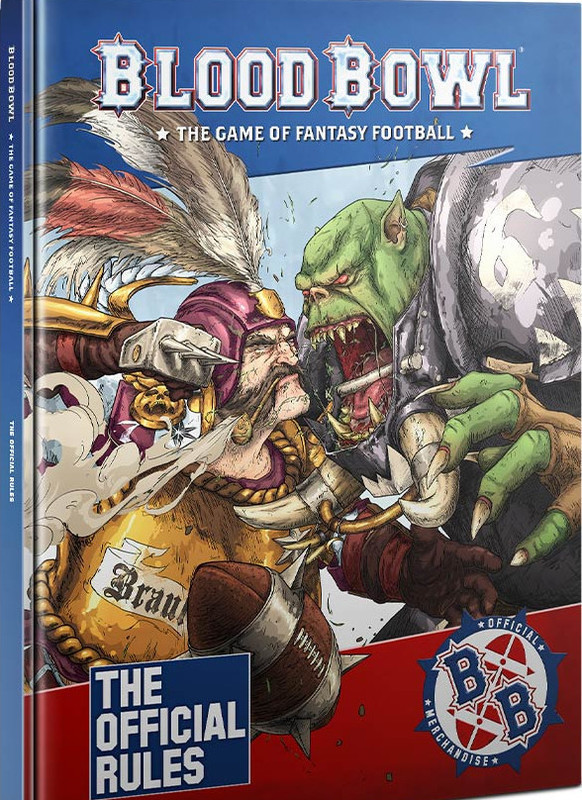 BLOOD BOWL RULES BOOK - SECOND SEASON EDITION 2020