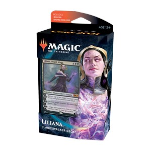 M21 SET BASE - PLANESWALKER DECK LILIANA