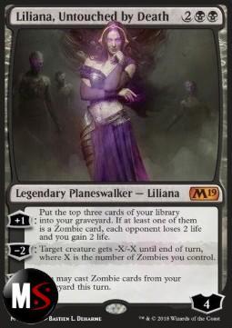 LILIANA, INVIOLATA DALLA MORTE