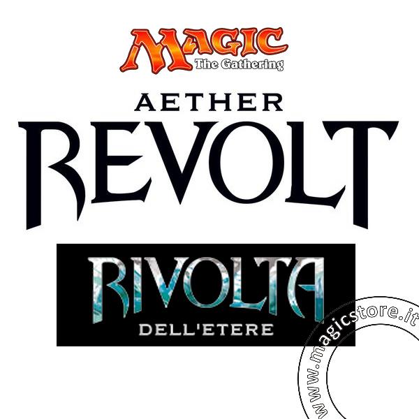 AETHER REVOLT - RIVOLTA DELL'ETERE - 3 BOX (MEZZA CASSA) ITALIANO