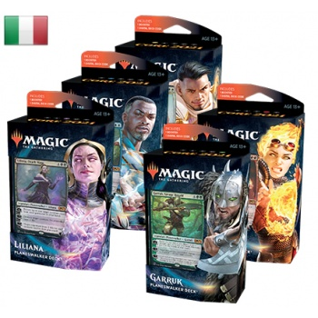 M21 SET BASE - PLANESWALKER DECK (BOX 10 PZ) ITA