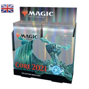 M21 CORE SET - COLLECTOR BOOSTER DISPLAY (12 PZ) - INGLESE