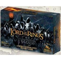 LORD OF THE RINGS - NAZGUL GAME