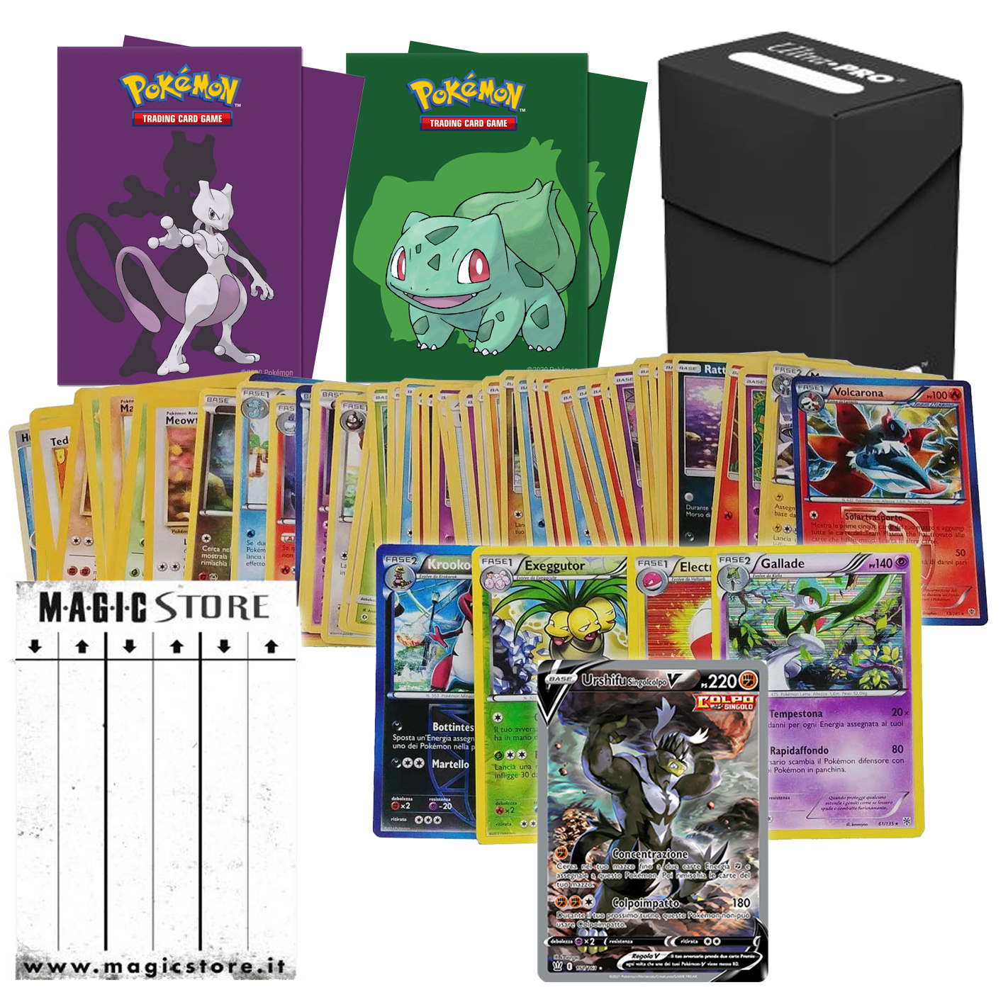 POKEMON - INSTANT COLLECTION V - ITALIANO
