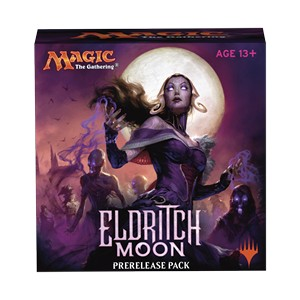 LUNA SPETTRALE - ELDRITCH MOON - PRERELEASE PACK