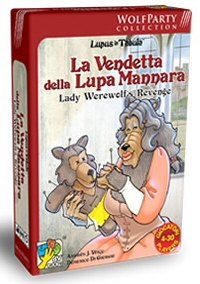 LUPUS IN TABULA: LA VENDETTA DELLA LUPA MANNARA (ESPANSIONE)