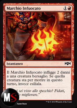 MARCHIO INFUOCATO