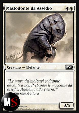 MASTODONTE DA ASSEDIO