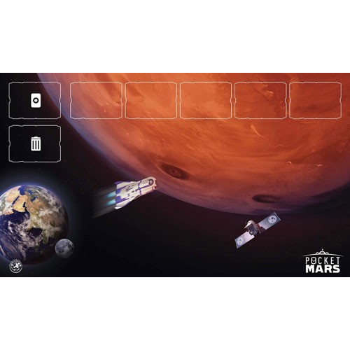 POCKET MARS - TAPPETINO PLAYMAT