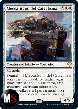 MECCATITANO DEL CATACLISMA