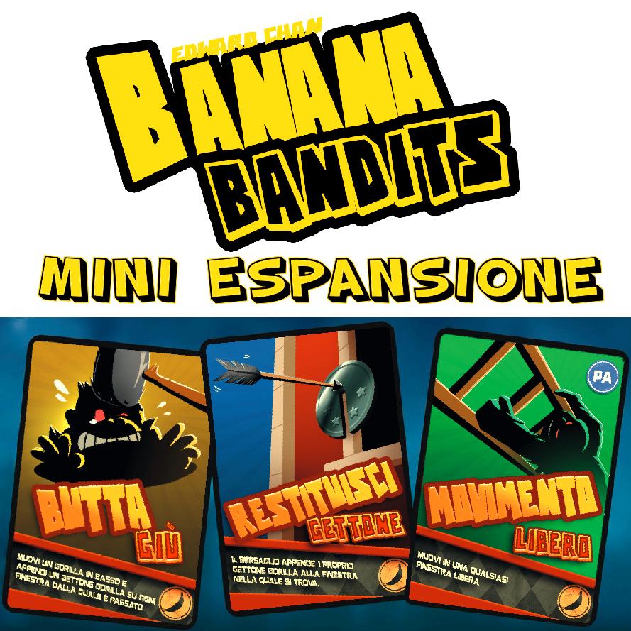 BANANA BANDITS - MINI ESPANSIONE