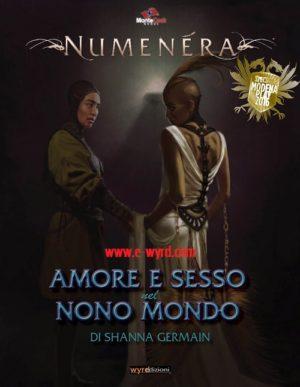 NUMENERA - GLIMMER 2: AMORE E SESSO NEL NONO MONDO