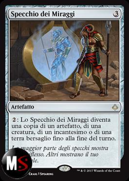 SPECCHIO DEI MIRAGGI - FOIL