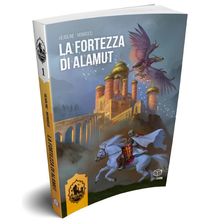 MISTERI D'ORIENTE VOL 1 - LA FORTEZZA DI ALAMUT