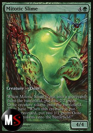 MITOTIC SLIME (2011 CORE SET GAME DAY) (EXTENDED ART)
