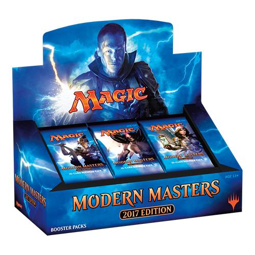 MODERN MASTERS 2017 - BOX 24 BUSTE