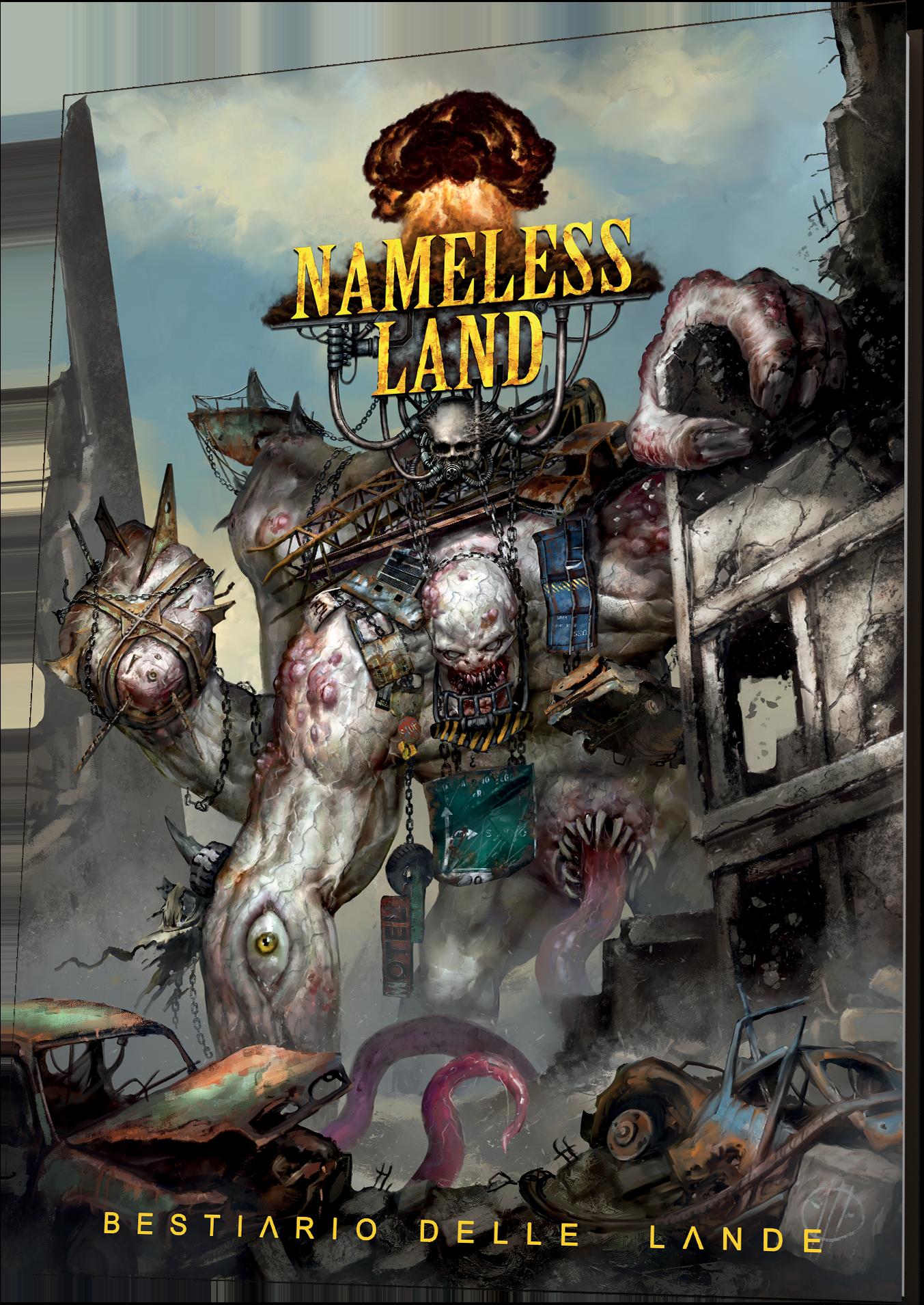 NAMELESS LAND: BESTIARIO DELLE LANDE