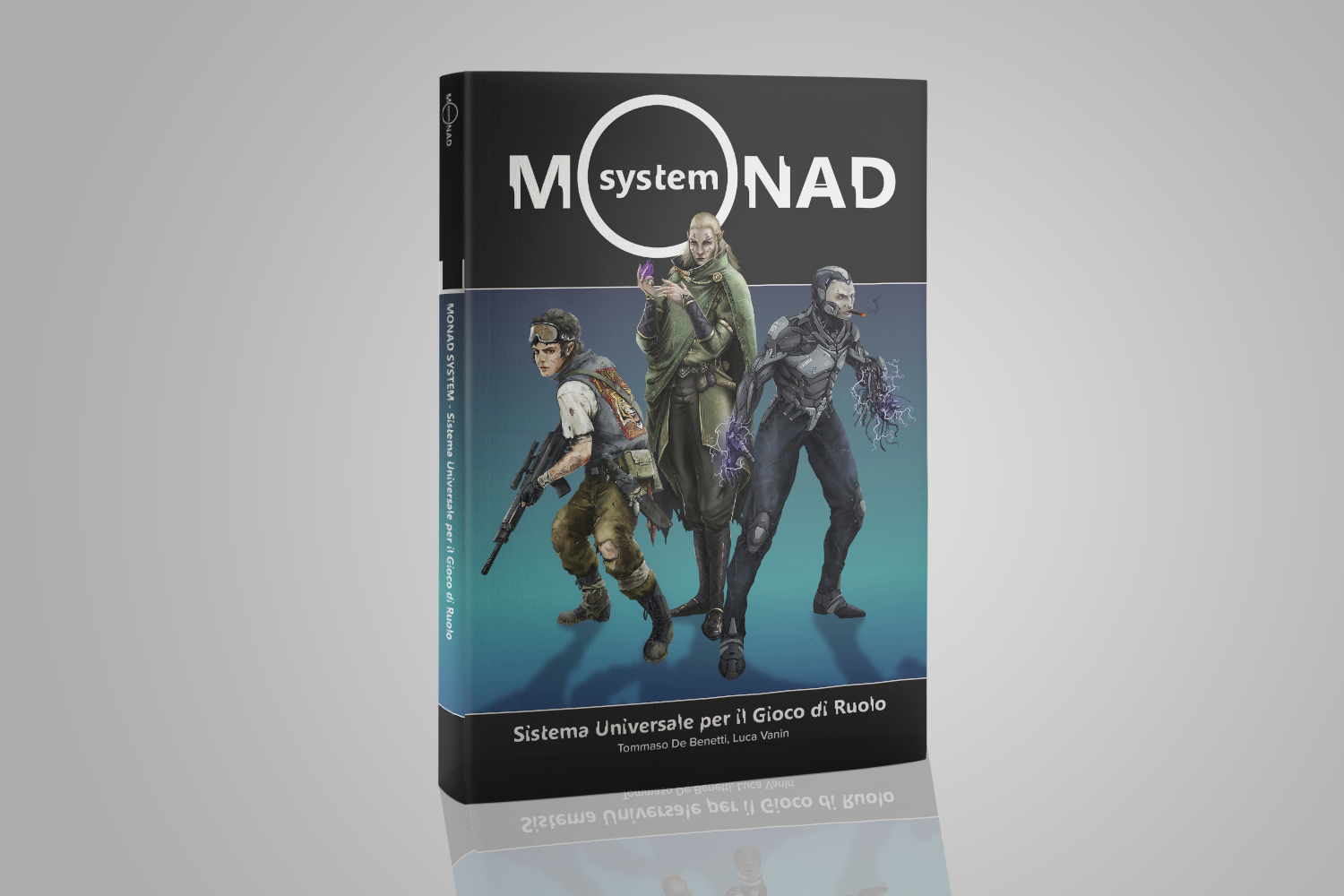 MONAD SYSTEM - MANUALE BASE