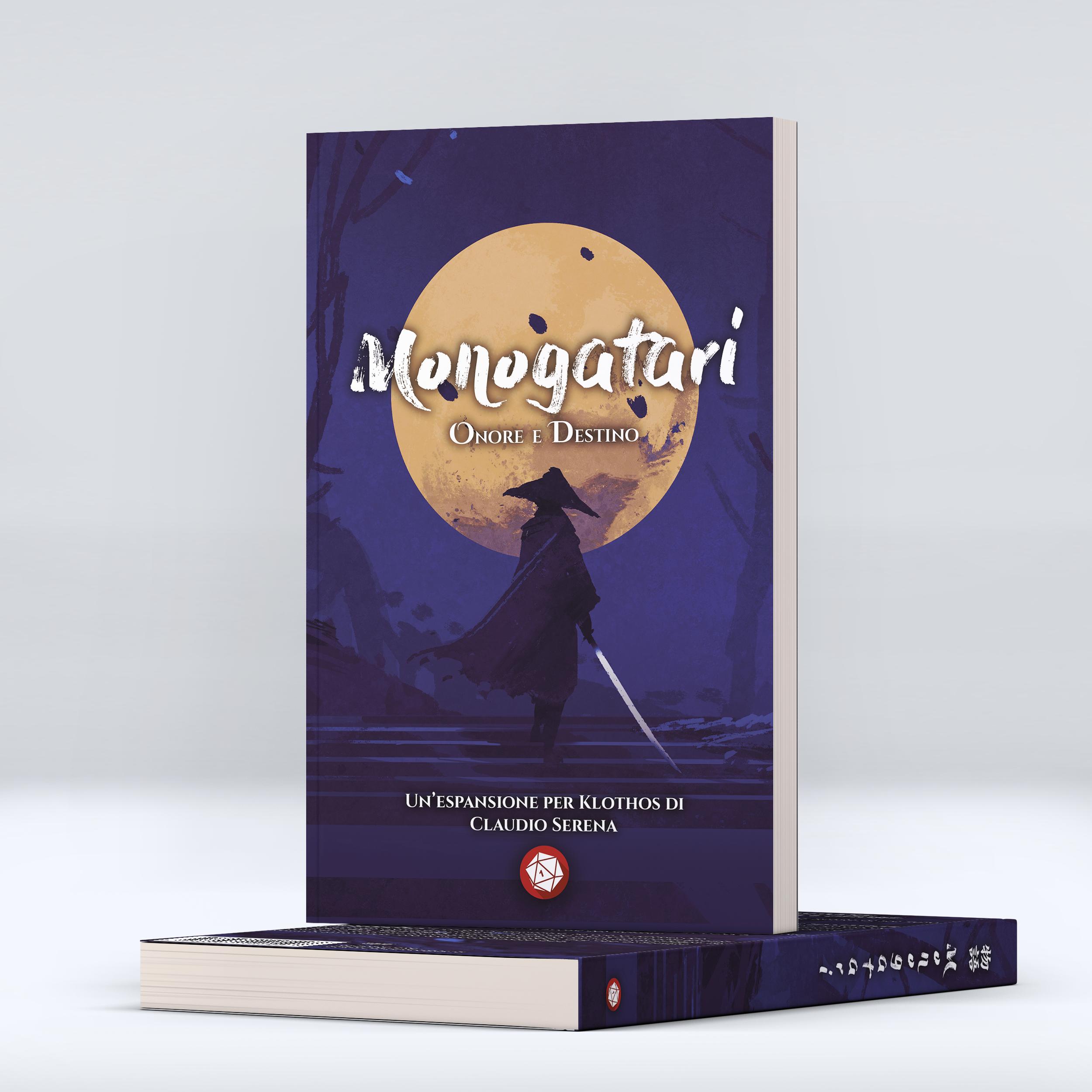 KLOTHOS - MONOGATARI