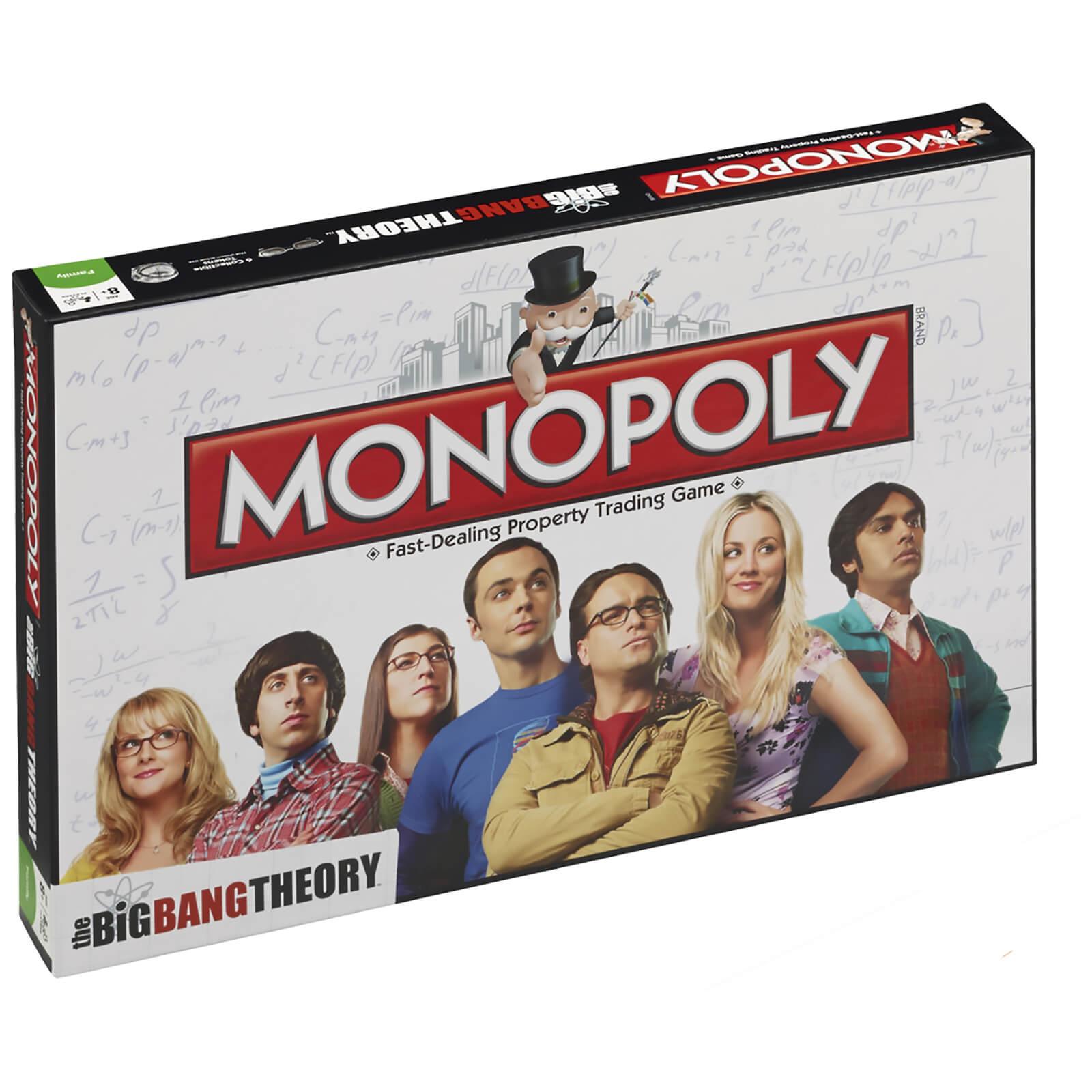 MONOPOLY - THE BIG BANG THEORY - ITALIANO