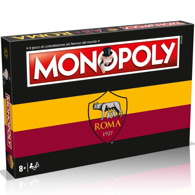 MONOPOLY AS ROMA CALCIO