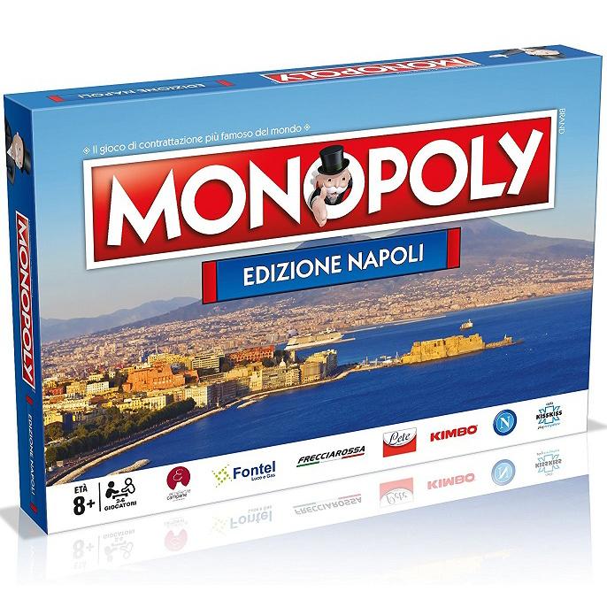 MONOPOLY - CITTA' DI NAPOLI