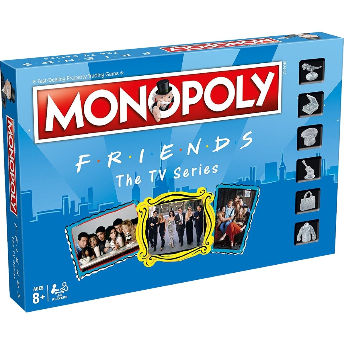 MONOPOLY - FRIENDS - ITALIANO
