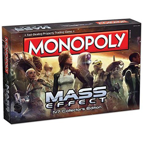 MONOPOLY - MASS EFFECT - ITALIANO