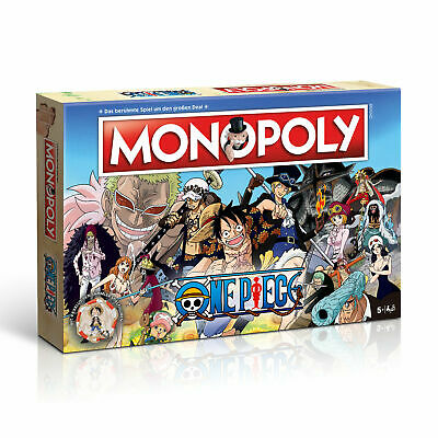 MONOPOLY - ONE PIECE - ITALIANO