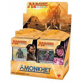 AMONKHET - PLANESWALKER DECK (BOX 6 PZ) ITA
